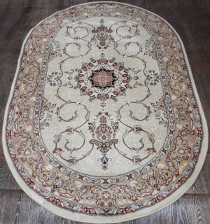Ковер Persian 3790A_CREAM_OVAL